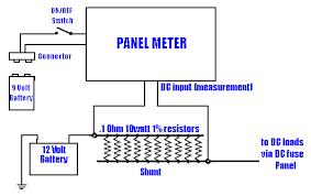 Battery Voltage Meter Wiring Diagram For Phase Motor Wiring Diagram
