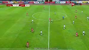 رباعية حمراء| ملخص أهداف مباراة الاهلي والمصري البورسعيدي اليوم 20-8-2021 -  كورة في العارضة