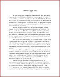 Describe Yourself Sample Essay Sample Obiography Essay Format Describe Yourself Examples