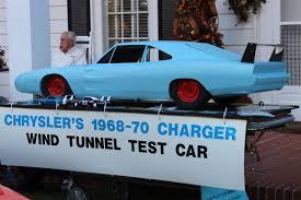1969 Dodge Charger Daytona 3/8 scale wind tunnel test car model ...