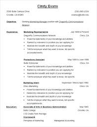Reverse Chronological Resume Example Free Download Sample Best Reverse Chronological Resume