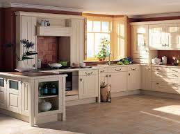 White Country Cottage Kitchen Country Style Kitchen Cabinets White