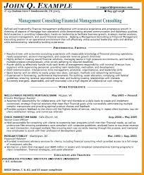 Consultant Resume Example New Management Consulting Resume Template Sample Consultant Wealth