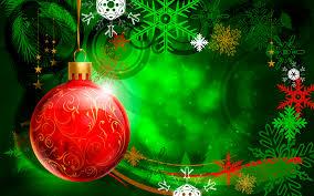 green christmas wallpaper. Contemporary Green Green Christmas Ornaments Wallpaperred To Wallpaper A