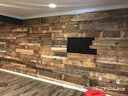 diy pallet walls the who what where