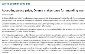peace resources research nobel peace prize 2009 scandal