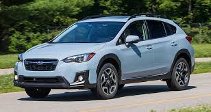 2018 subaru. beautiful 2018 2018 subaru crosstrek driving throughout subaru r