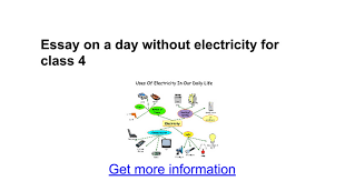essay on a day out electricity for class google docs