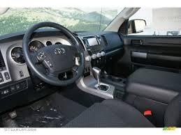 Black Interior 2013 Toyota Tundra TRD Rock Warrior CrewMax 4x4 ...