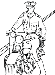 Coloring Pages Coloring Pages Page Free Printable Police Coloring
