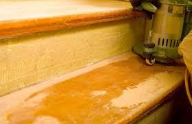 Probieren sie es mit weißem essig oder pflanzenöl. Neuer Stufenbelag Fur Alte Treppen