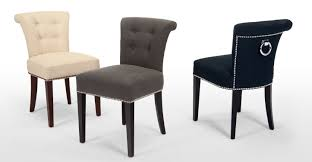 Black Kitchen Chairs Furniture Upholstered Dining Chairs Side Dining Chairs