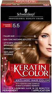 Schwarzkopf Keratin Color Reviews Delicate Praline Hair