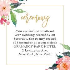wedding reception card wedding reception cards and wedding ceremony cards by basic invite