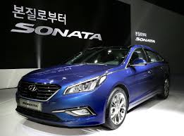 hyundai sonata 2015 exterior. 2015 hyundai sonata preview exterior b