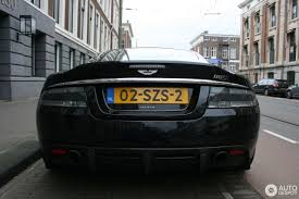 Aston Martin DBS Carbon Black Edition - 6 April 2017 - Autogespot