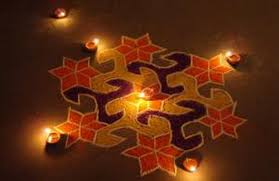 diwali decoration ideas top rangoli designs family on diwali