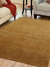 hand knotted gabbeh wool 10 x10 square area rug solid gold l00111 getmyrugs com