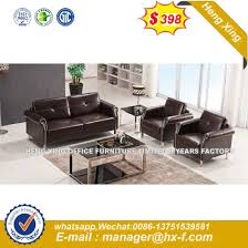 cheap office sofa. Cheap Modern Furniture Simple Leather Office Sofa (HX-S30111)