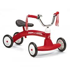 radio flyer tricycle recall scoot about toddler ride on for ages 1 3 radio flyer