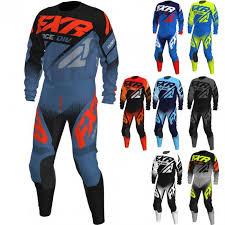 Fxr Racing F20 Clutch Mx Mens Motocross Pants
