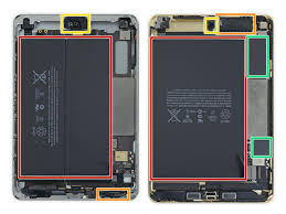iphone 6 battery size ipad mini 4 teardown shrunken battery double ram macworld