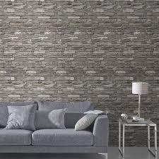 pvc wall panel stone brick effect