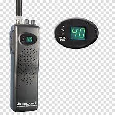 Midland Radio Frequency Chart Microphone Citizens Band Radio Midland 75 785 40 Channel Cb