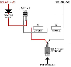 solar ipod charger reuk co uk circuit diagram for a solar ipod charger
