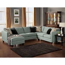 Furniture of America Zeal Lavish Contemporary 3 piece Fabric