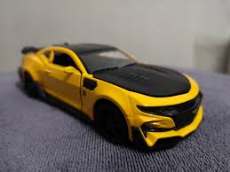 Copyright disclaimer under section 107 of the copyright act 1976, allowance is made for . 1 32 Transformers Bumblebee Chevrolet Camaro Toys Games Bricks Figurines On Carousell