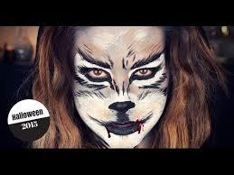 how to do wolf makeup samantha ebreo