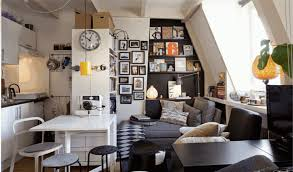 compact living furniture. Pleasant-compact-living-space-ideas-querido-refgio-blog- Compact Living Furniture