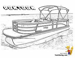 Small Picture Rugged Boat Coloring Page Boats Free Ship Coloring Pages Pontoon
