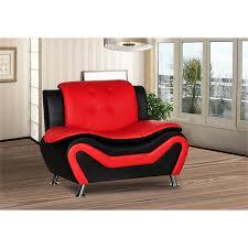 piece living room set with 2 tone sofa