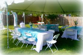 Essential Guide To A Backyard Wedding On A BudgetSummer Backyard Wedding