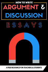 how to write an excellent discussion argument literacy ideas how to write an argument or discussion essay