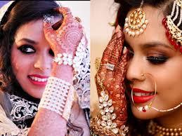 bridal makeup in bangalore image 2