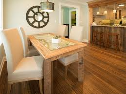 wood kitchen table beautiful:  dining room excellent great room  dining table into kitchen h the renovated living room images