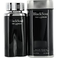 Buy Black Soul By <b>Ted Lapidus Ted</b>-7742 For <b>Men</b> (Eau De Toilette ...