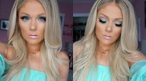 summer makeup tutorial 2016