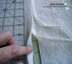 How to piece batting scraps together - Part 1 - The Crafty Quilter & Now ... Adamdwight.com
