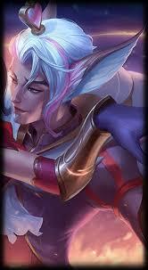 <b>Sweetheart Rakan</b> - League of Legends skin - LoL Skin