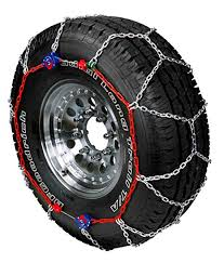 Aleko Tire Chain Size Chart Security Chain Peerless Auto Track Manganese Alloy Steel