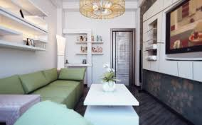 Of Small Living Rooms Decorated The Concept Of A Combination Of The Small Living Room Design Www