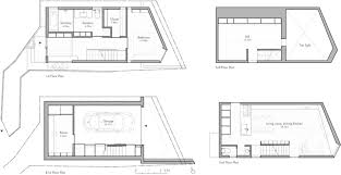 Japan house plans Style House Atelier Tekuto Tokyo Japan Small House With Skylight Floor Plans Humble Homes Tokyo House By Atelier Tekuto Frames View Of The Sky