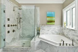 Image-2-1 Modern Corner Bathtub Ideas (29 Pictures)