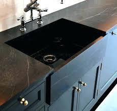soapstone countertops cost. White Soapstone Countertops Black Cabinets Cost Pricing