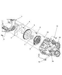 5033202ab genuine mopar sensor vehicle speed 2003 chrysler pt cruiser conventional clutch pressure plate diagram 00i70808