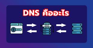 DNS คืออะไร ? - Blog MetrabyteCloud